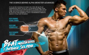 alpha monster works
