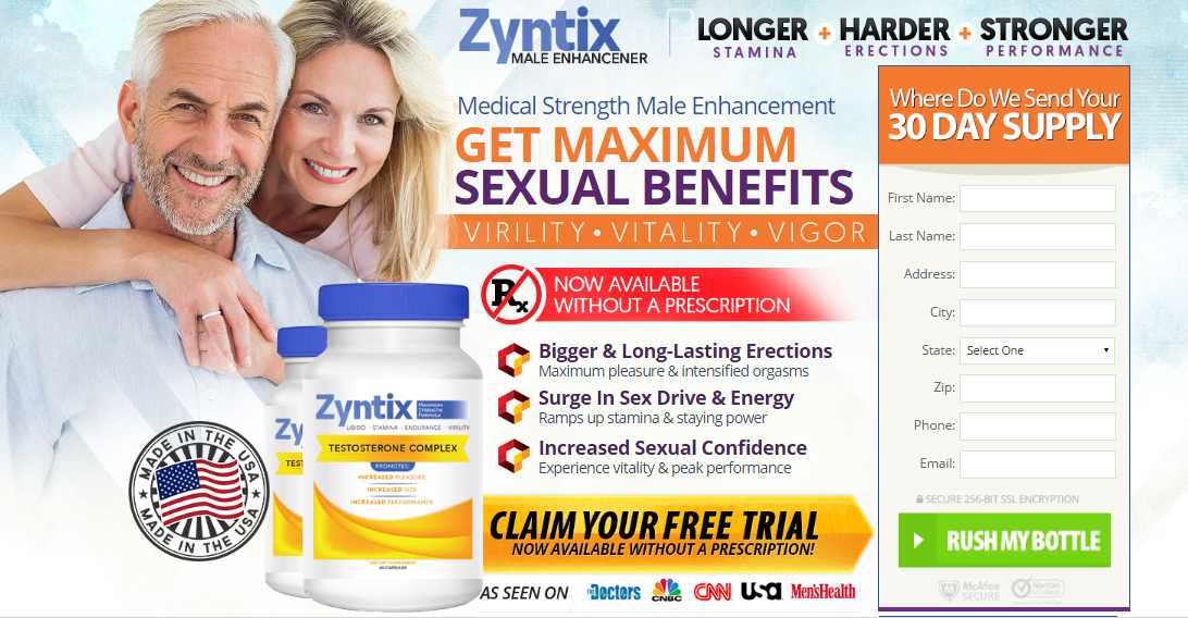 zyntix supplement