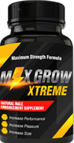 max grow xtreme bottle