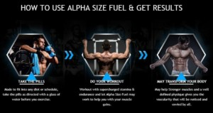 Alpha Size Fuel Review