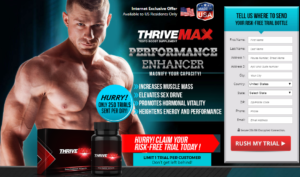 thrivemax rush