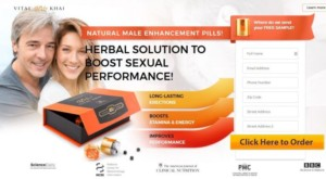 Vital Khai Male Enhancement