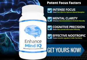 enhance mind iq order