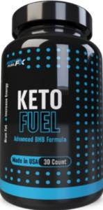 Keto Fuel FX Bottle