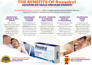Rvxadryl Male Enhancement