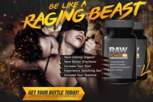 Raw Power XL Male Enhancement