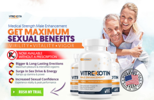 Vitrexotin RX Male Enhancement